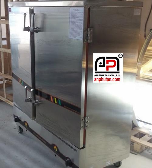 tủ cơm gas 24 khay BQ-24