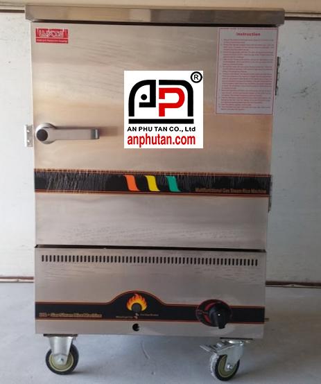 Tủ cơm gas 6 khay BQ-6