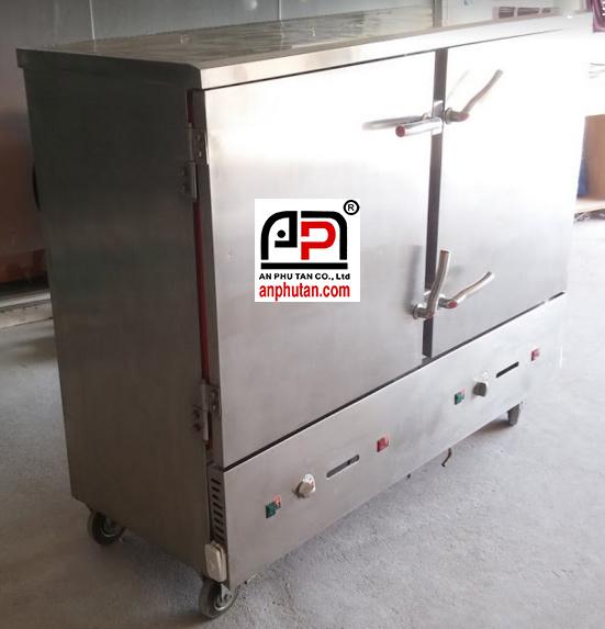 Tủ cơm điện và gas 16 khay CH-FB400