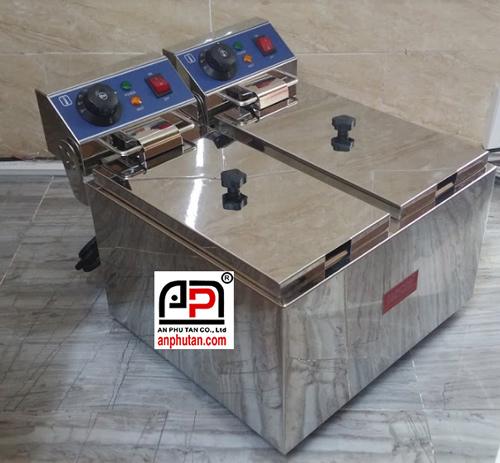 bếp chiên dầu 8Lx2 EF-082B