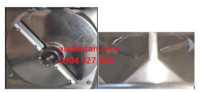 lưỡi dao của máy QSP
