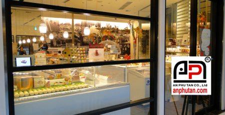 Tủ trưng bày bánh Fuji