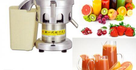Giới thiệu máy ép trái cây