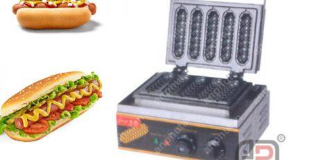 Giới thiệu về máy làm bánh hot dog