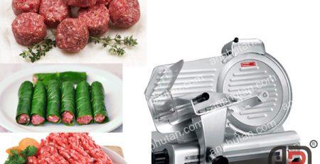 Tìm hiểu về máy xay thịt