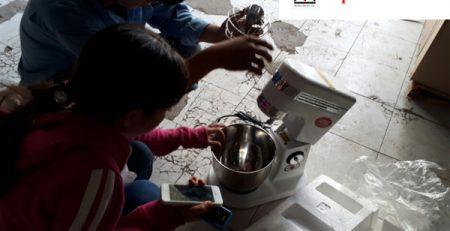 Bán máy đánh trứng để bàn giá rẻ uy tín, giao miễn phí tận nơi tại TPHCM