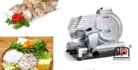 AN PHÚ TÂN cung cấp máy cắt thịt heo luộc uy tín giá rẻ trên toàn quốc