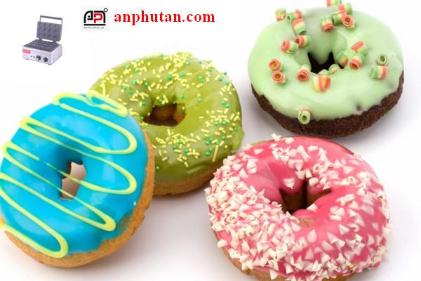 Tìm hiểu về máy làm bánh Donut