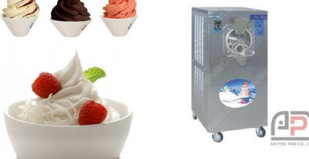 Tìm hiểu về máy làm kem tươi ngon