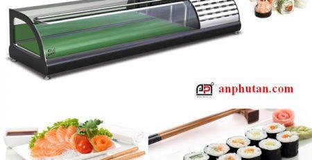 Tìm hiểu về tủ Sushi – Salad Bar - Panasonic – Sanyo