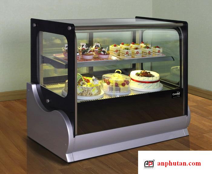 Giá tủ trưng bày bánh, giá tủ lạnh trưng bày bánh kem tphcm chất lượng
