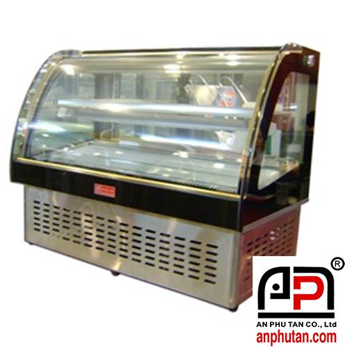 Tủ bánh kem để bàn giá rẻ tphcm giao hàng toàn quốc