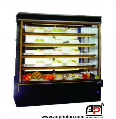 Tủ bánh kem 1m2, 1m5, 1m8 ( 3 tầng – 5 tầng)