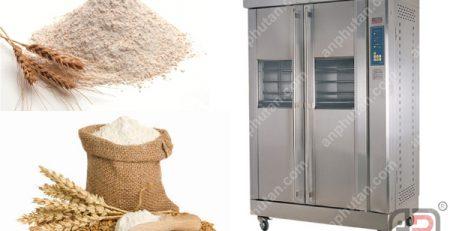 Giới thiệu về tủ ủ bột