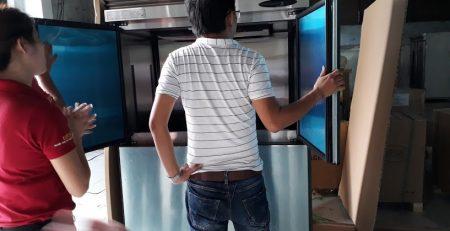 Tủ lạnh công nghiệp nhập khẩu, tủ đông, tủ mát, tủ lạnh nhà hàng