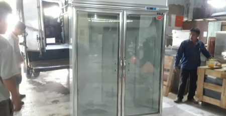 Tủ đông trữ lạnh công nghiệp