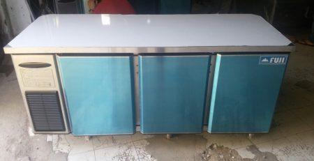 Tủ mát 4 cánh inox - Tủ lạnh công nghiệp