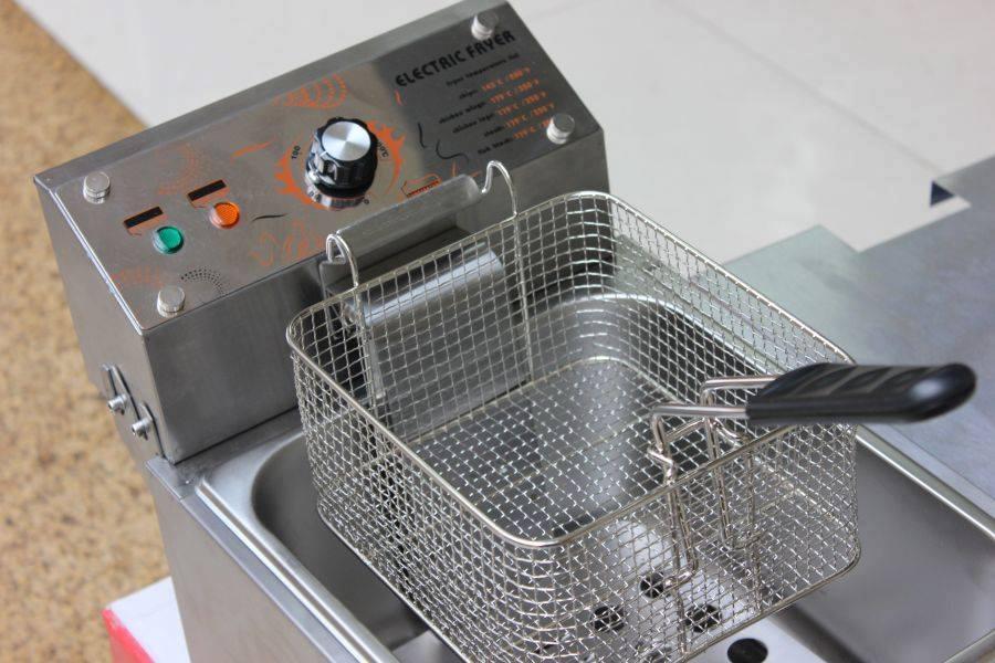 bếp chiên gà rán nhúng điện giá rẻ