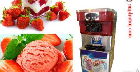 Có nên mua máy làm kem