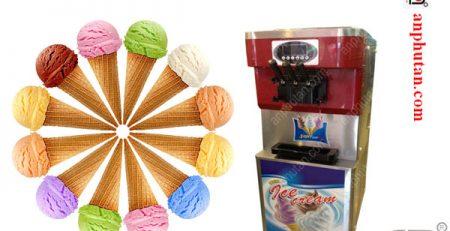 Máy làm kem bao nhiêu tiền