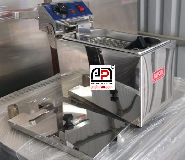 Bếp chiên dầu 8L đơn EF-081B