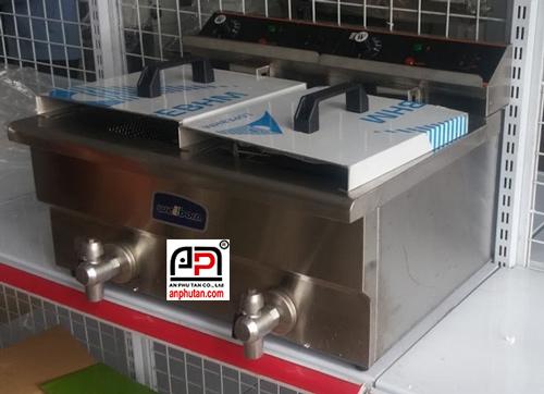 Bếp chiên điện đôi EF-102V