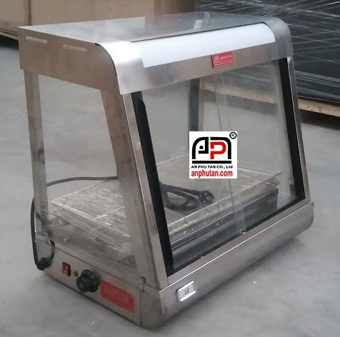 Tủ giữ nóng bánh inox AEB-660A