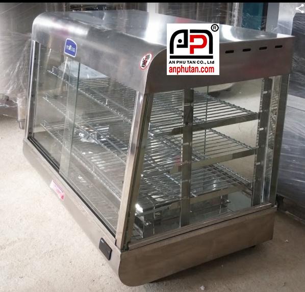 Tủ giữ nóng bánh 90cm EB-2P