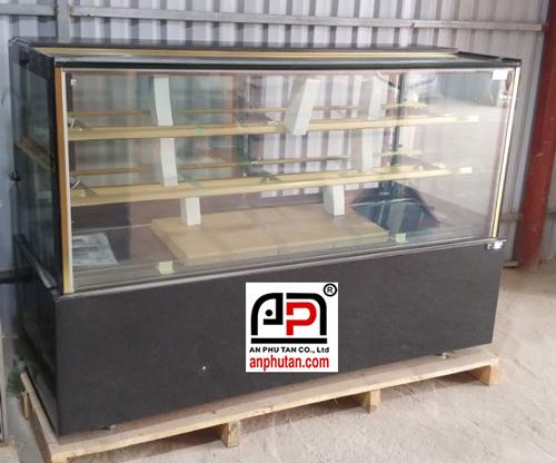 tủ trưng bánh 1m8 3 tầng RS-C1006SQ