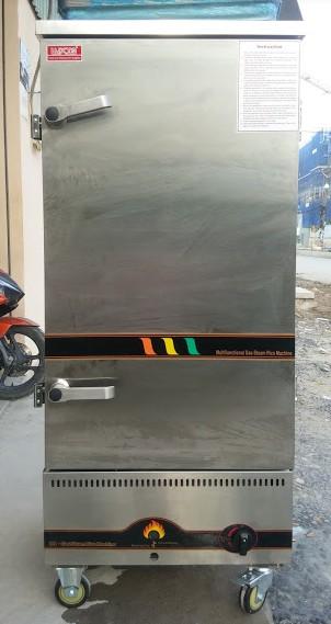 Tủ cơm dùng gas 12 khay BQ-12