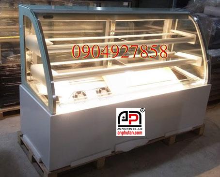 Tủ trưng bánh cong 1.8m 3 tầng FGW-1800C2