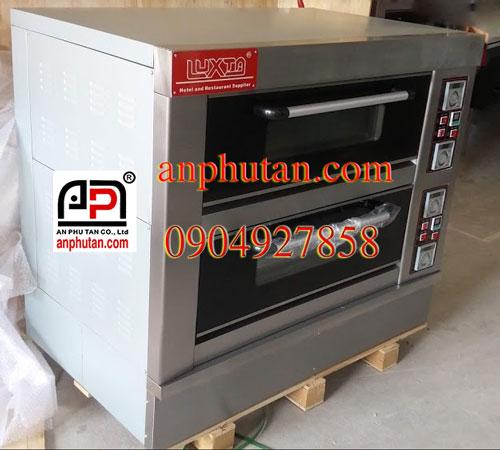 Lò nướng bánh điện 2 tầng 4 khay EDO-24L