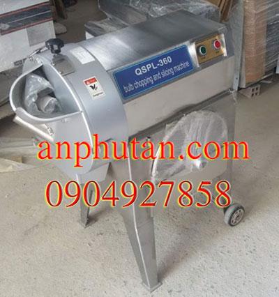 Máy cắt rau củ QSPL-360